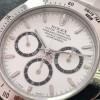 Rolex Daytona 16520 Full Set - LC100 - white dial, black rings of the sub dials, red Daytona sign