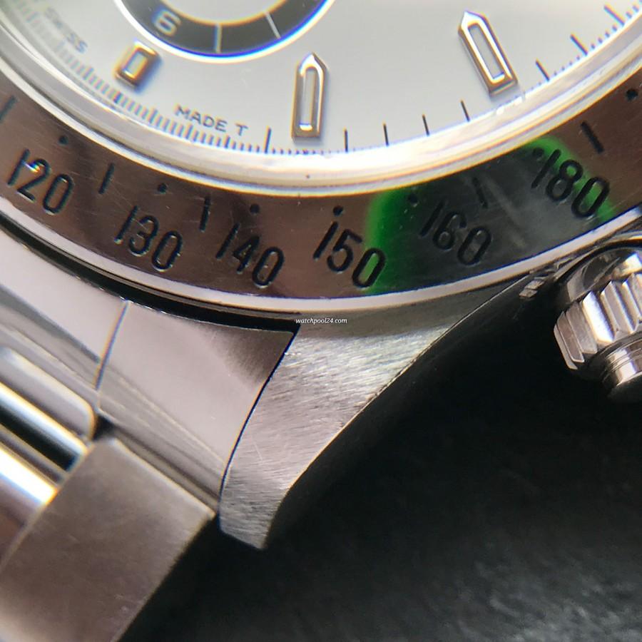 Rolex Daytona 16520 Full Set - LC100 - crisp Rolex Oyster case