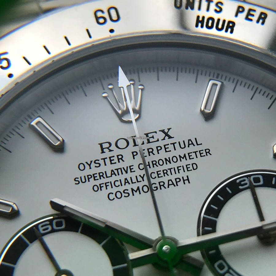 Rolex Daytona 16520 Full Set - LC100 - Rolex Cosmograph