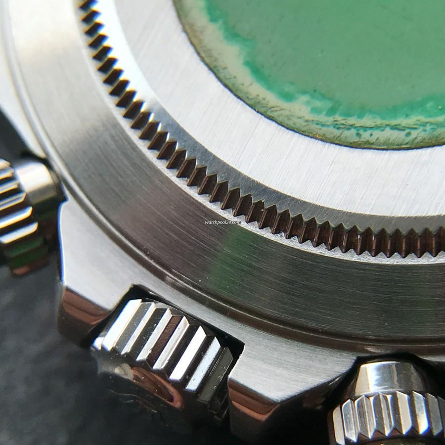 Rolex Daytona 16520 Full Set - LC100 - sharp case back