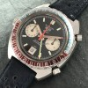Heuer Autavia 1163 GMT Early MK1 - very first automatic Heuer GMT chronograph