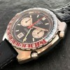 Heuer Autavia 1163 GMT Early MK1 - a pure Vintage Watch