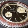 Longines Diver Chronograph 7981-1 Big Eye Tropical - über 50 Jahre altes Zifferblatt in beeindruckendem Zustand