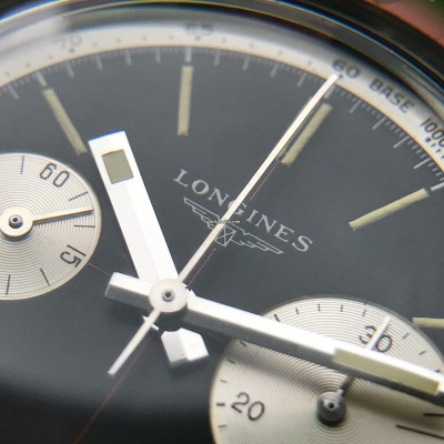 Longines Diver Chronograph 7981-3 Big Eye