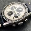 Universal Genève Tri-Compax 881101/01 Eric Clapton - MK1 - schwarze Lünette mit Tachymeter-Skala