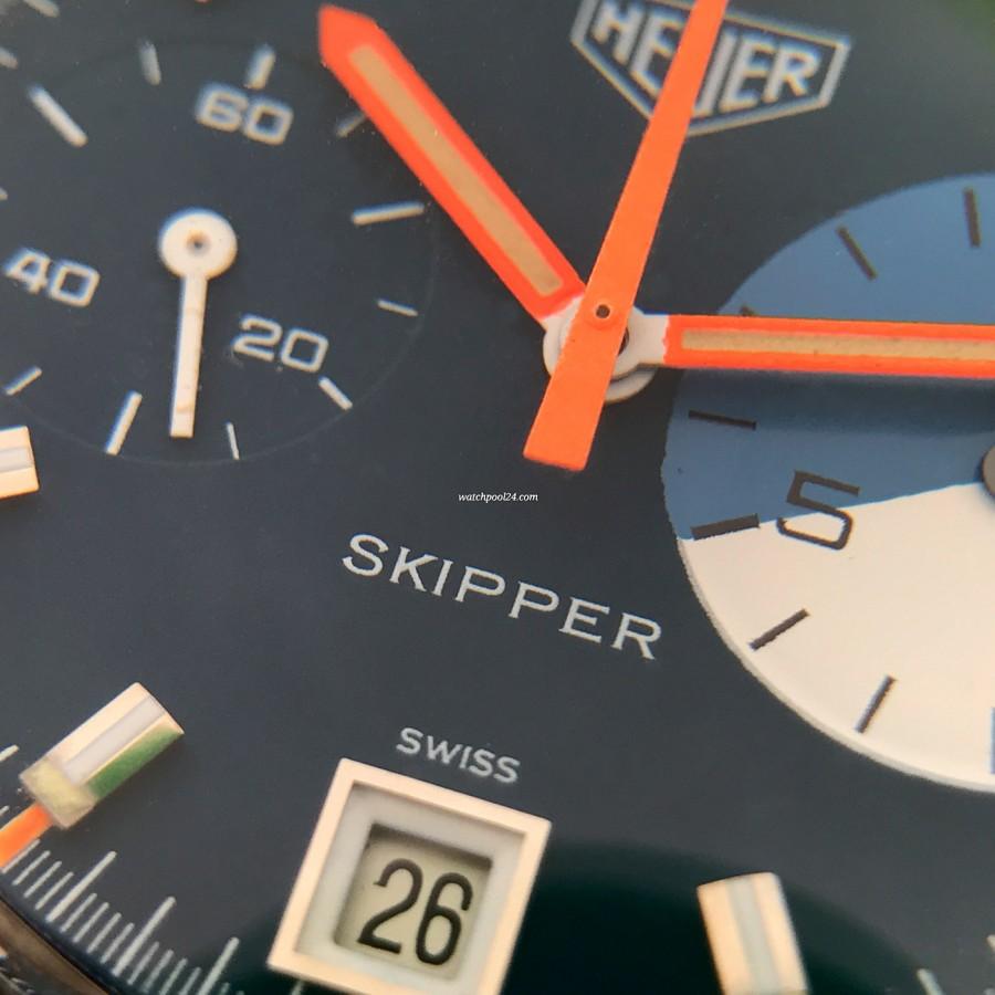Heuer Skipper 73464 - SKIPPER
