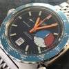 Heuer Skipper 1564 - perfect blue dial