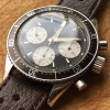 Heuer Autavia 2446 2nd Execution Dial - Tropical-Lünette
