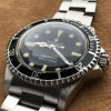 Rolex Submariner 5513 Punched Papers - sharp bezel and sharp case