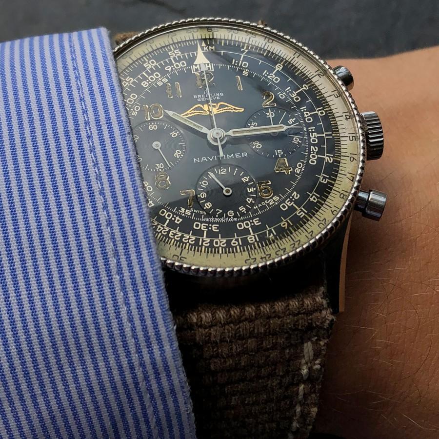 Breitling Navitimer 806 - wunderschöne Pilotenuhr