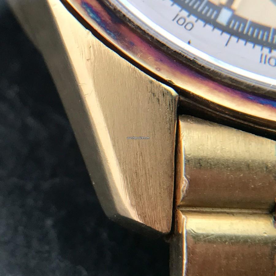 Universal Genève Tri-Compax 181102 - Gehäuse mit originaler, geschliffener Oberfläche