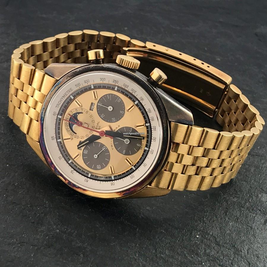 Universal Genève Tri-Compax 181102 - wunderschöne und wertvolle Uhr