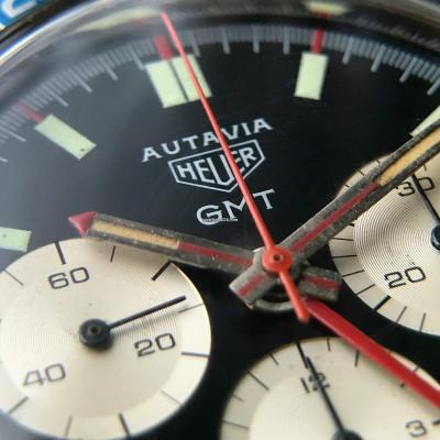 Heuer Autavia 2446C GMT MK4