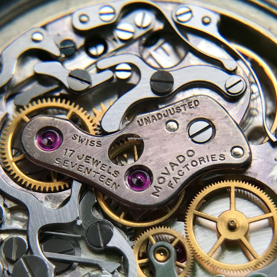 Movado M95 Chronograph 19038