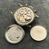 Movado M95 Chronograph 19038 - movement, case cover, dust cover