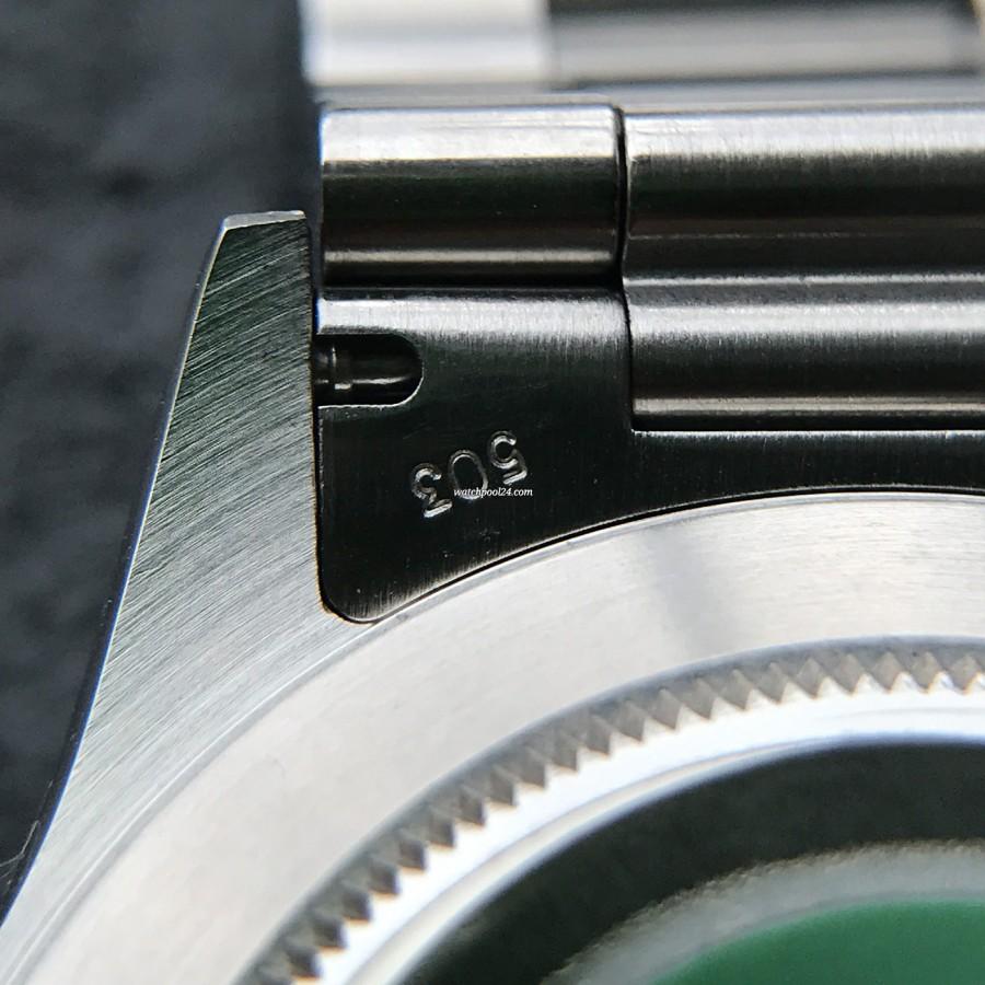 Rolex Daytona 16520 NOS Full Set - der Teufel steckt im Detail - original gebürsteter Bandanstoß