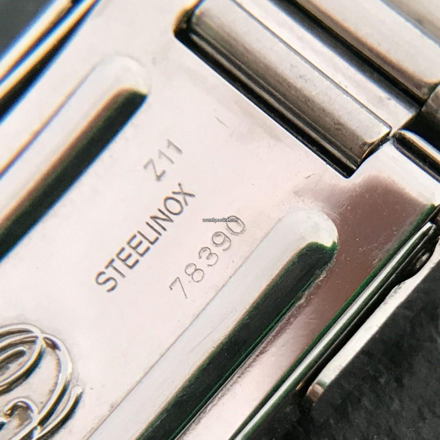 Rolex Daytona 16520 NOS Full Set - clasp code: Z11 (1997), bracelet reference: 78390