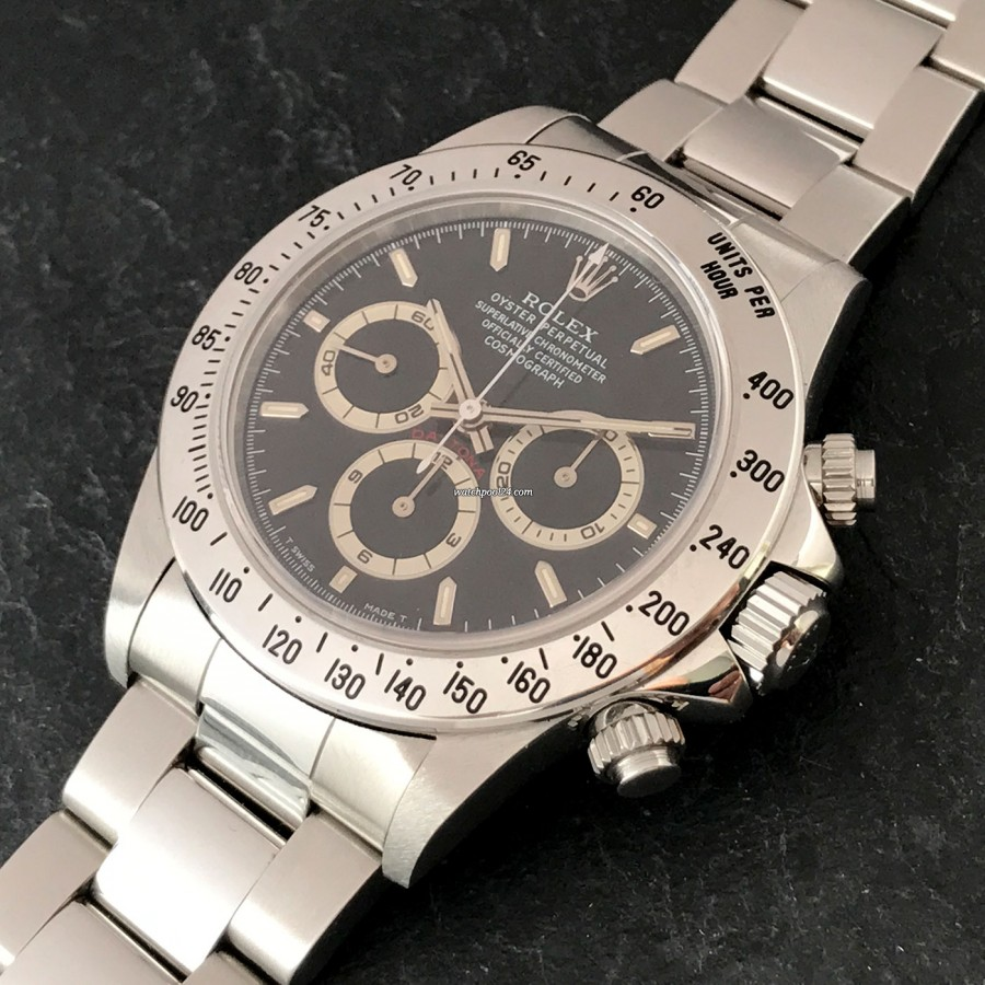 Rolex Daytona 16520 NOS Full Set - iconic chronograph in NOS condition