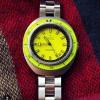 Zenith Diver A3637 Big Lemon NOS