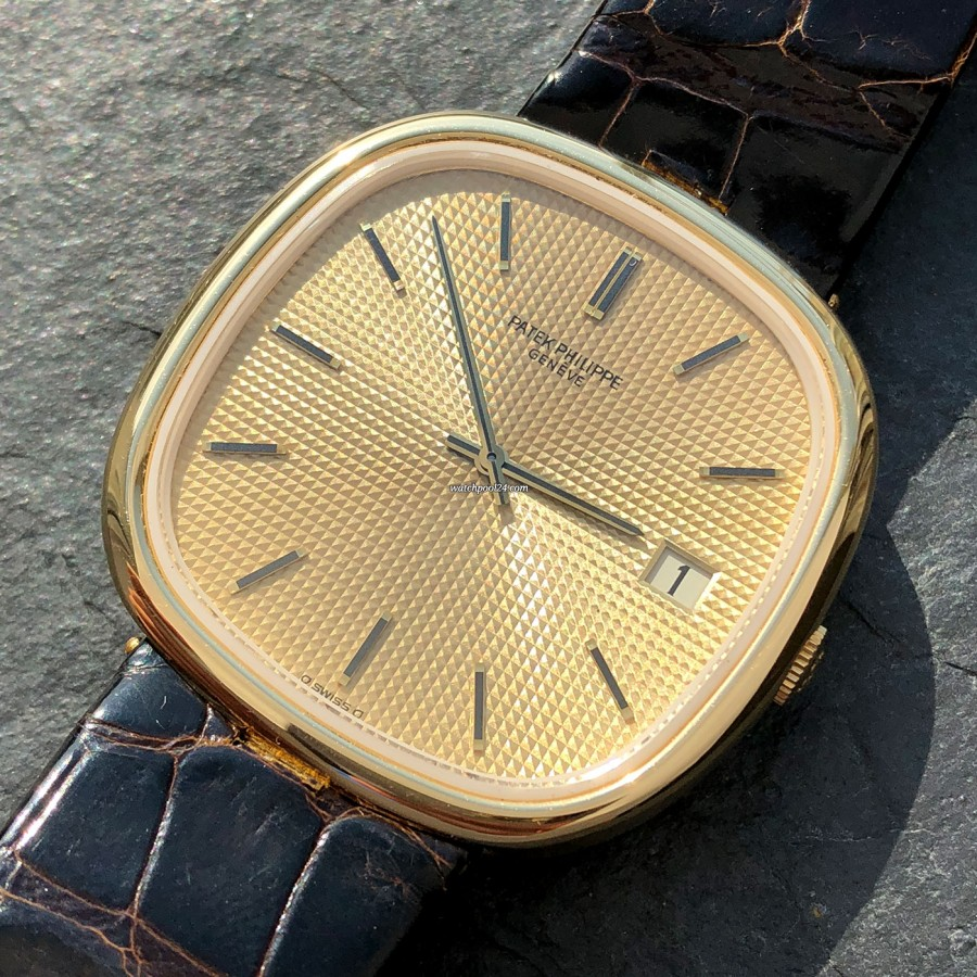 Patek Philippe Ellipse 3604 Jumbo - the ellipse in the full set leaves nothing to be desired