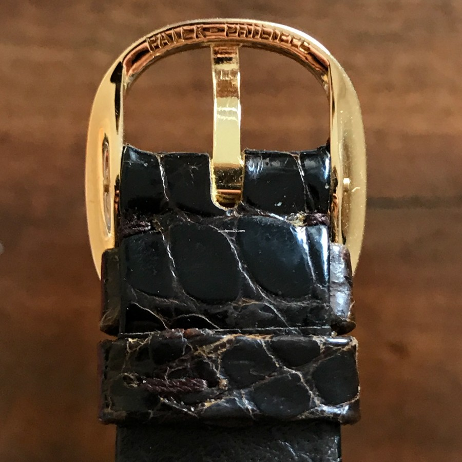 Patek Philippe Ellipse 3604 Jumbo - original Ellipse clasp