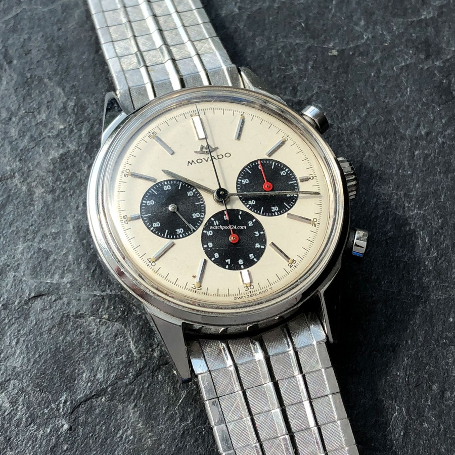 Movado M95 Chronograph 19068 Subsea - beautiful vintage chronograph