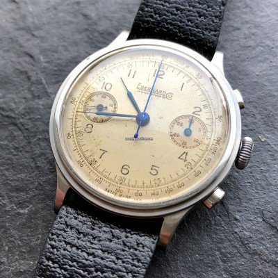 Eberhard & Co. Monopusher Chronograph Big Size