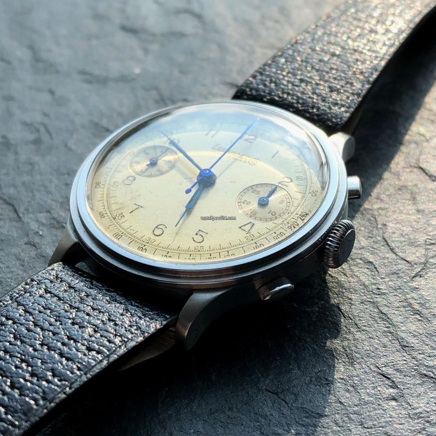 Eberhard & Co. Monopusher Chronograph Big Size