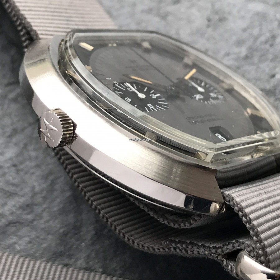 Hamilton Chrono-Matic Fontainebleau 11001-3 - sharp case