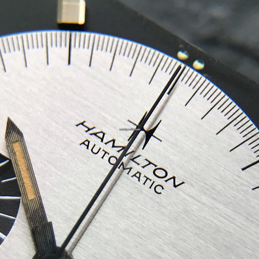 Hamilton Chrono-Matic Fontainebleau 11001-3 - Hamilton Automatic