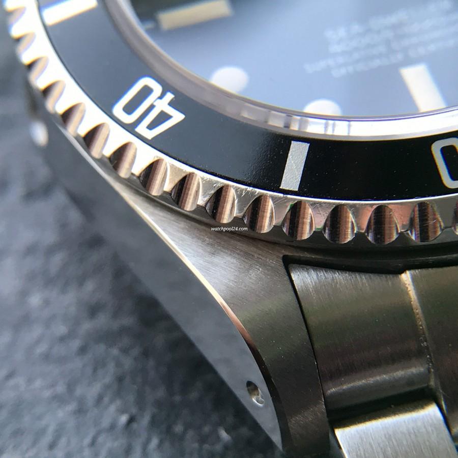 Rolex Sea-Dweller 16660 Full Set - scharfe Kante