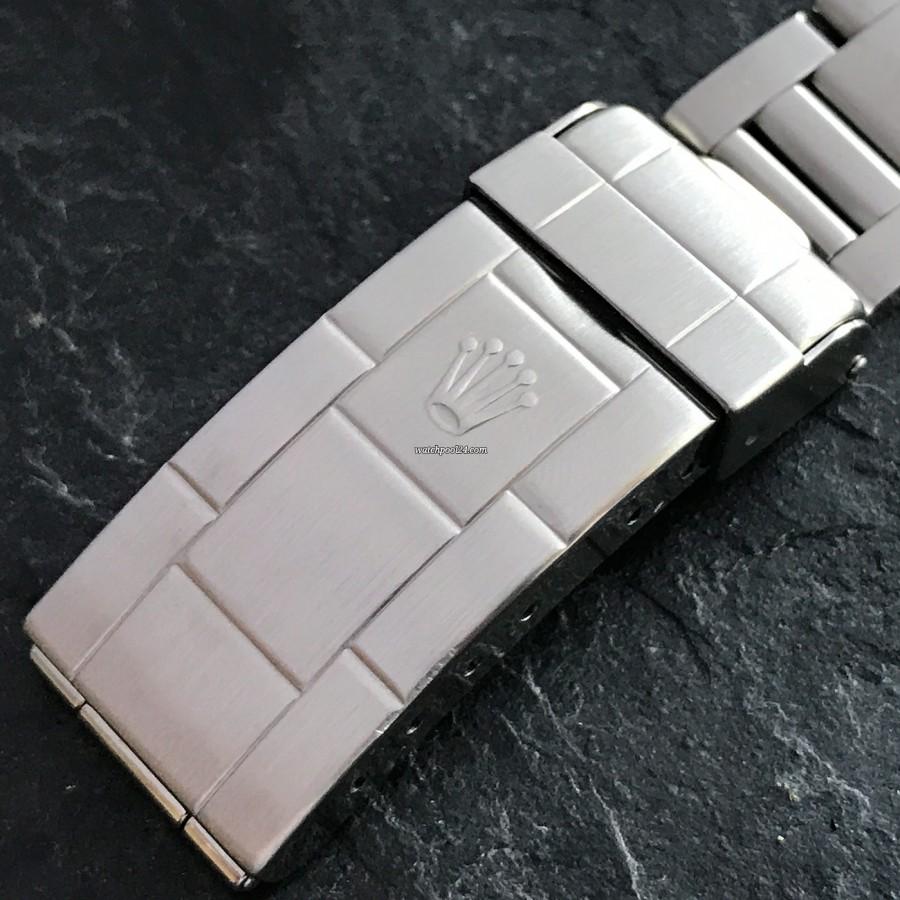 Rolex Sea-Dweller 16660 Full Set - Rolex Faltschließe