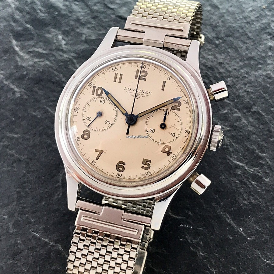 Longines Chronograph 6474 Flyback - 1960-er Flyback Chronograph