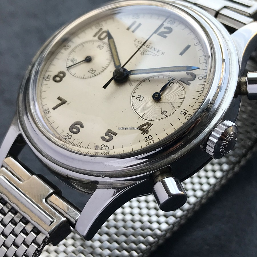 Longines Chronograph 6474 Flyback