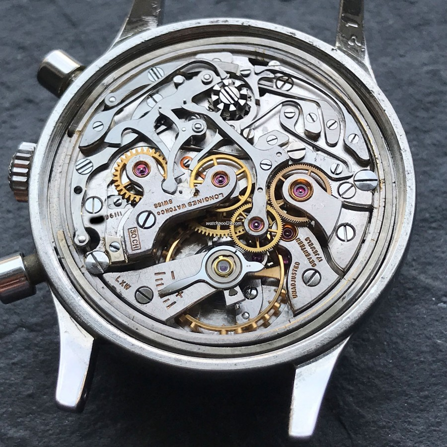 Longines Chronograph 6474 Flyback - movement caliber 30CH by Longines