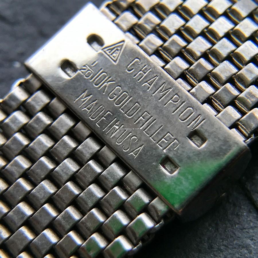 Longines Chronograph 6474 Flyback - JB Champion bracelet