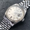 Rolex Datejust 1601 Linen No Lume Punched Papers - oyster case in great condition