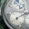 Heuer Orvis Solunagraph 2446SF - 12-Stunden-Zähler des Chronographen