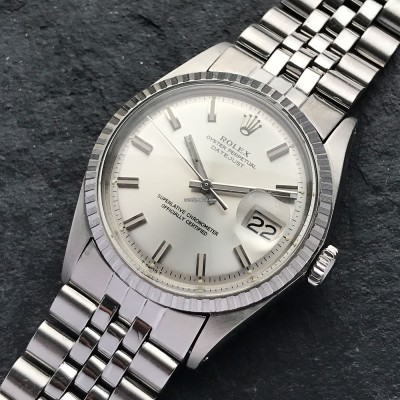Rolex Datejust 1603 Wide Boy