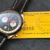 Breitling Chronomatic 2115 GMT - Box und Papiere - originaler Garantieschein