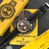 Breitling Chronomatic 2115 GMT - Box und Papiere - originales Zubehör erhöht zusätzlich den Sammlerwert