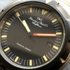 IWC Ocean Bund 3529 Box and Papers - clean black dial
