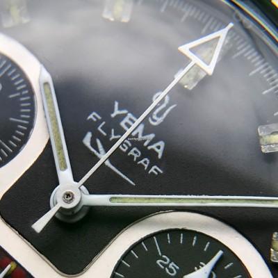 Yema Flygraf Chronograph