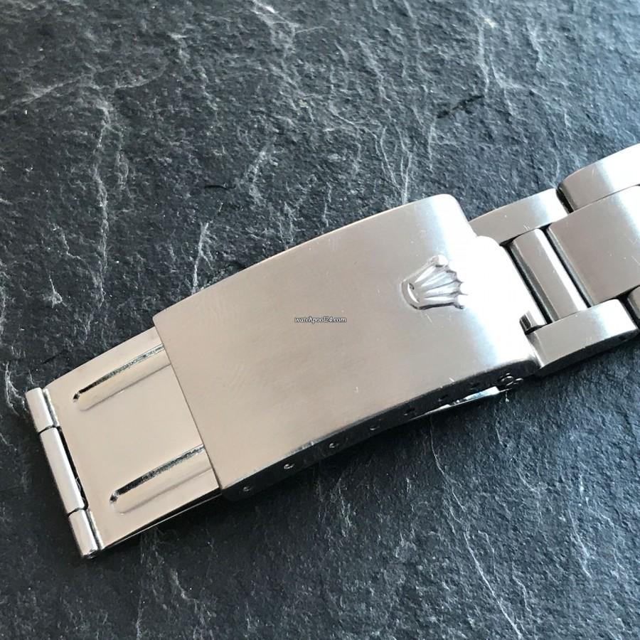 Rolex Explorer II 1655 Orange Hand Freccione - Rolex folding clasp
