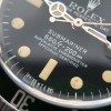Rolex Submariner 1680 - patina in the hour indices