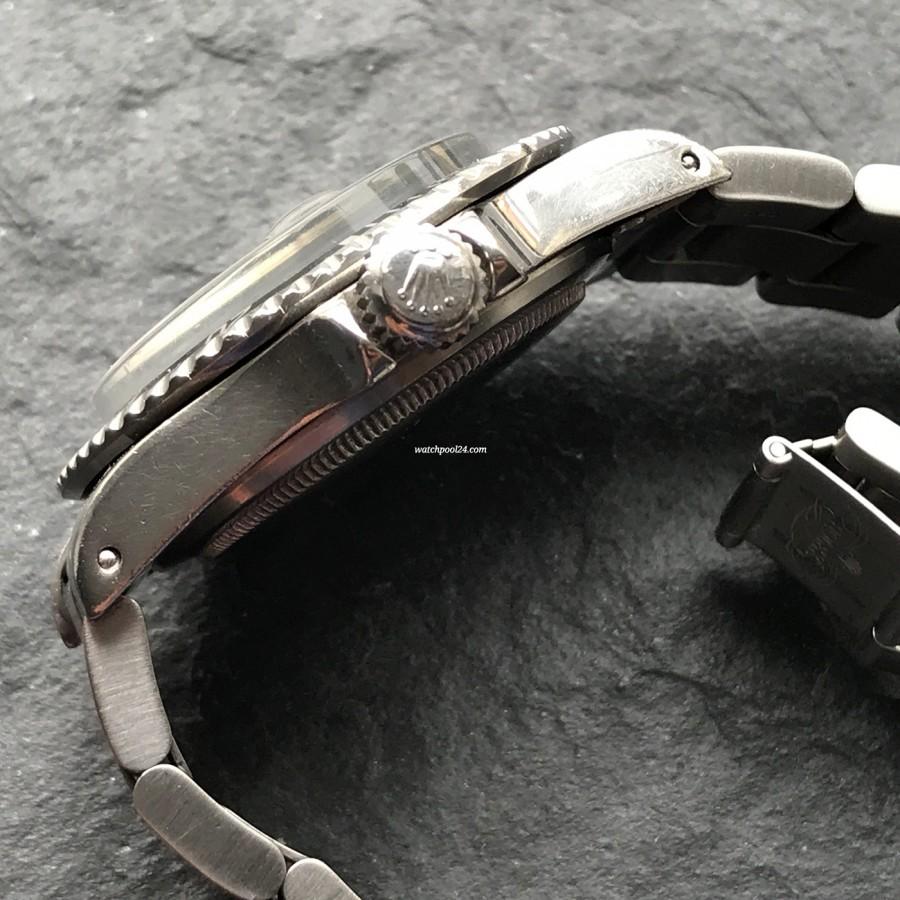 Rolex Submariner 1680 - Rolex Triplock crown