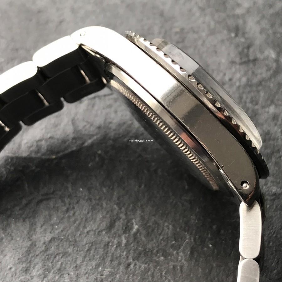 Rolex Submariner 1680 - thick case profile