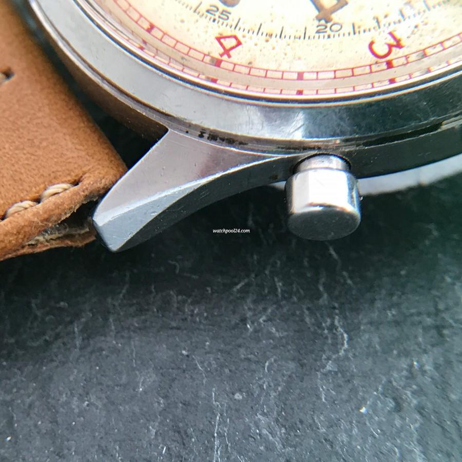 Excelsior Park Decimal Chronograph - abgeschrägter Bandanstöß