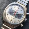 Eberhard Extra-Fort 31006 Hang Tag - ein attraktiver Vintage-Racing-Chronograph