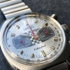 Eberhard Extra-Fort 31006 Hang Tag - beautiful creamy lume in the hands and hour markers